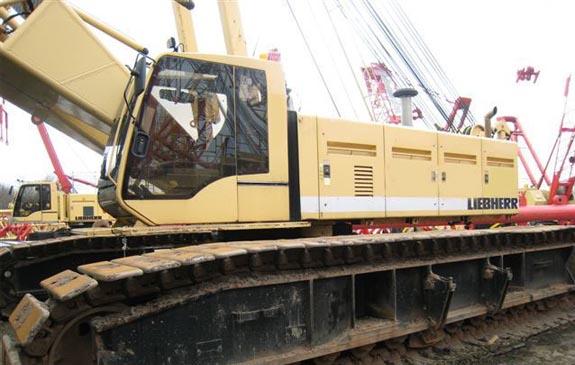 Liebherr LR1160 / sn 134026